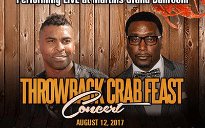 Throwback Crab Feast Concert