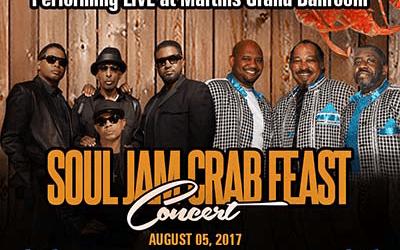 Soul Jam Crab Feast Concert