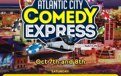 Atlantic City Comedy Express