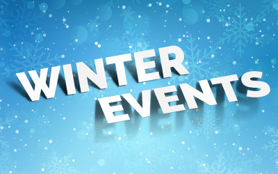 Winter Events – Coming Soon