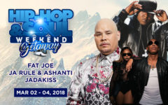 Hip-Hop & Soul Weekend Getaway featuring DMX, Ja Rule & Ashanti, Jadakiss