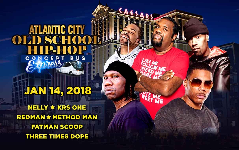 Hip Hop Concert Atlantic City