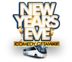 New Year's Eve Comedy Getaway