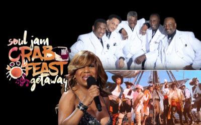 Soul Jam Crab Feast Getaway