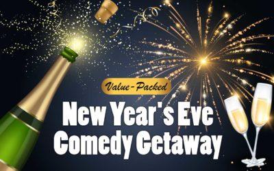 NYE Comedy Getaway