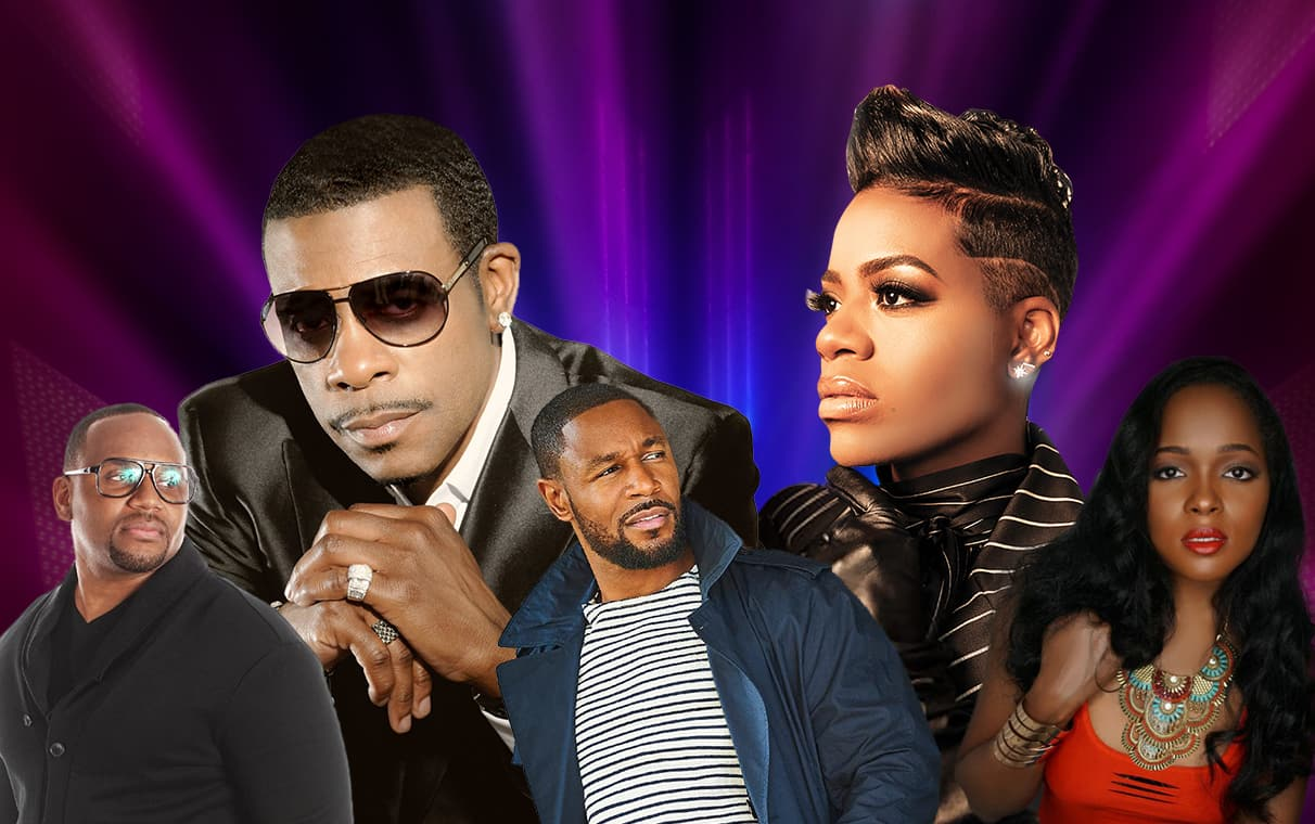 Atlantic City Mother's Day Concert Bus Express featuring Fantasia & Keith Sweat on May 9, 2020.