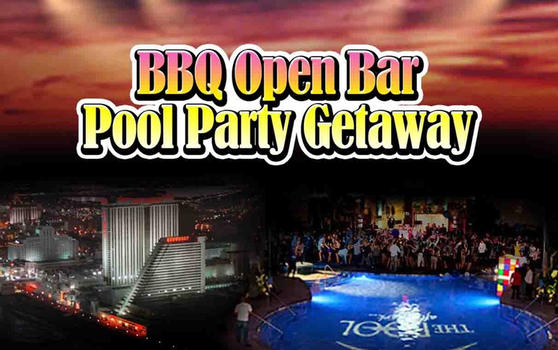 AC BBQ Open Bar Pool Party